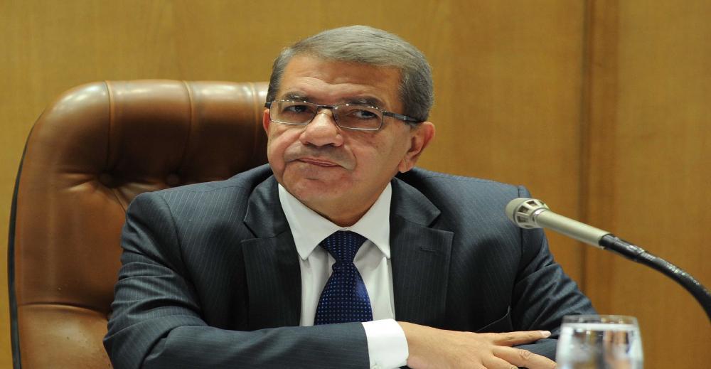 عمرو الجارحي وزير المالية