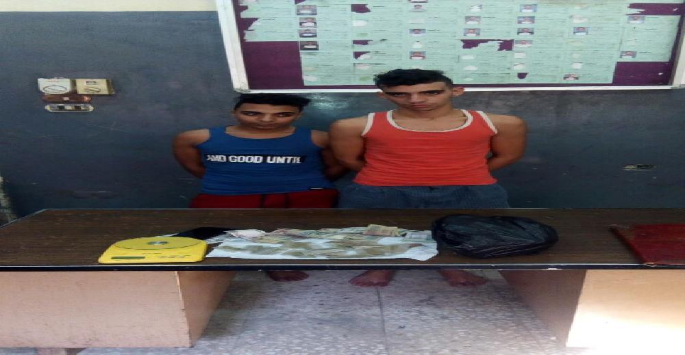 مباحث القاهرة تلقي القبض علي شخصين يتاجران في المخدرات بحوزتهم
