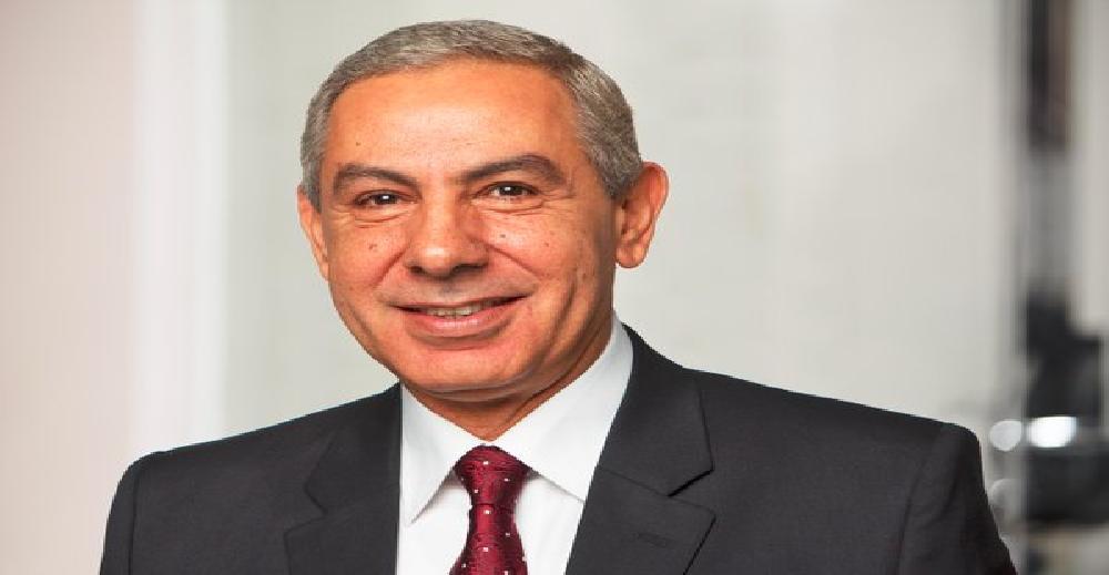 طارق قابيل وزير التجارة و الصناعة