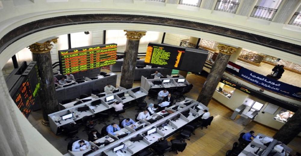 البورصة المصرية - أرشيفية