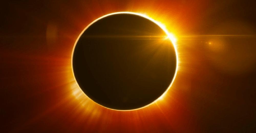 ناسا تكشف عن لحظة حجب الأرض للشمس