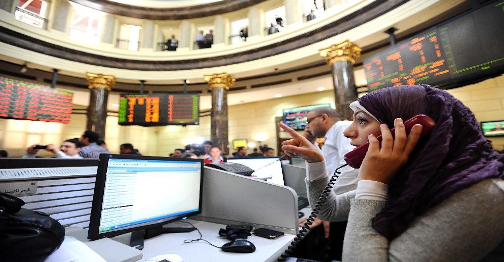 ارتفاع جماعى لمؤشرات البورصة..ورأس المال يربح 5.7 مليار جنيه بعد 5 دقائق