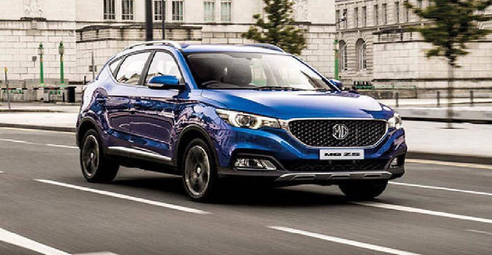 MG ZS تصل أسواق الشرق الأوسط بسعر 12 ألف دولار
