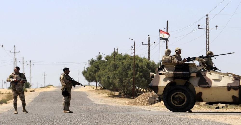 البيان العاشر لعملية سيناء: استشهاد ضابط صف ومجندين ومقتل 4 تكفيريين
