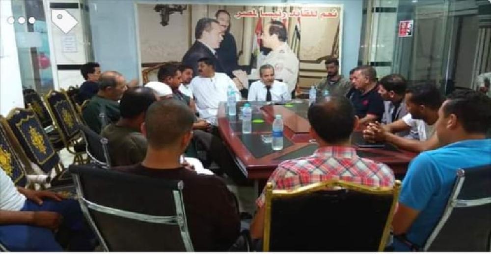مرشح الوفد بكوم حمادة أحمد عبدالرحيم يقترح إنشاء شركه قابضه للفلاح المصري